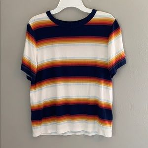 Striped Soft & Sexy Tee